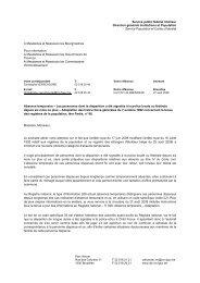 Circulaire du 27 août 2008 (pdf) - Registre National