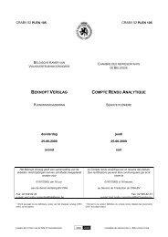 Europees Parlement (pdf) - Direction générale Institutions et ...