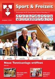 Ausgabe 2-2012 - ESV Neuaubing
