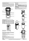 IXI Spirax-Monnier International Compressed Air Filter - Spirax Sarco - Page 2