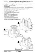 BTD52L Thermodynamic Steam Trap - Spirax Sarco - Page 3