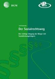 Der Sozialrechtsweg