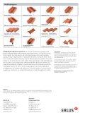 Tekniske detaljer Ergoldsbacher Danfals 12 - Erlus AG - Page 4