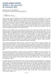 Die neue Erde - spiru.de