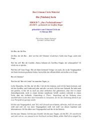 Shoud 7-Februar 2011.pdf - Spiru.de