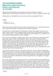 Fragen und Antworten - Spiru.de