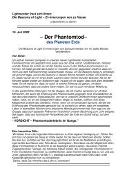 Der Phantomtod des Planeten Erde - Spiru.de