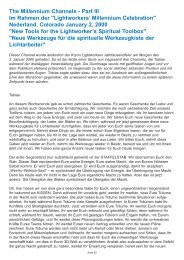 Neue Werkzeuge für die spirituelle Werkzeugliste der ... - Spiru.de