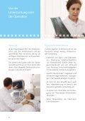 Informationen für den Spitalaufenthalt - Spital Einsiedeln - Seite 6