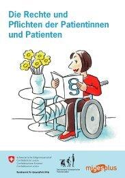 Die Rechte und Pflichten der Patientinnen und Patienten - Migesplus