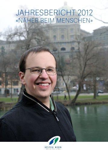 Download Jahresbericht 2012 - SPITEX Bern