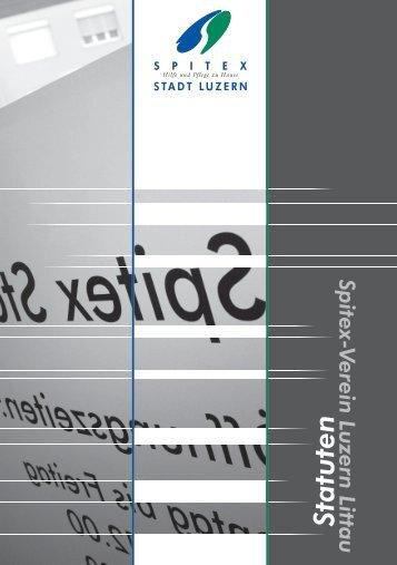 Statuten - Spitex Luzern