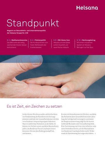 Standpunkt - sitesystem