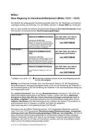 MiGeL: Neue Regelung im Inkontinenzhilfenbereich (MiGeL 15.01 ...