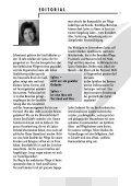 Jahresbericht 2009 - Spitex Verband Kt. St. Gallen - Page 3