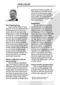 Jahresbericht 2009 - Spitex Verband Kt. St. Gallen - Page 5