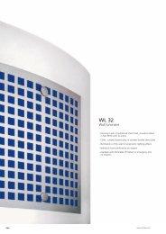 Wall luminaire WL 32 - Spittler