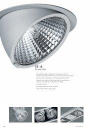 Recessed light EB 18 - Spittler