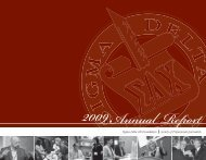 2009 Annual Report [PDF, 19.5 MB] - Society of Professional ...