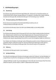 5 Anleihebedingungen - Sparkasse Rosenheim