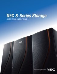 Datasheet - Support - NEC