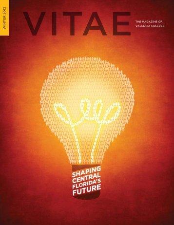 Issue 10, 2012 Winter - Valencia College