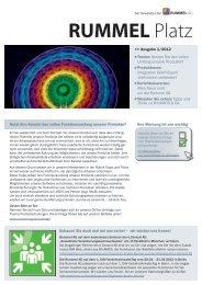 Newsletter 1/2012 ansehen (PDF-Datei, ca. 1,5 MB)... - Rummel AG