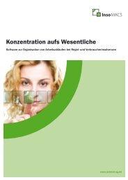Konzentration aufs Wesentliche - Rummel AG
