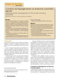 Volume 17 #4 Outubro/Dezembro 2010 - Sociedade Portuguesa de ...
