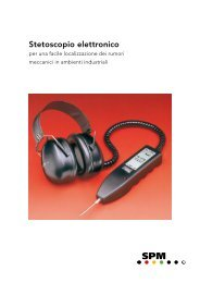 Stetoscopio elettronico - SPM Instrument