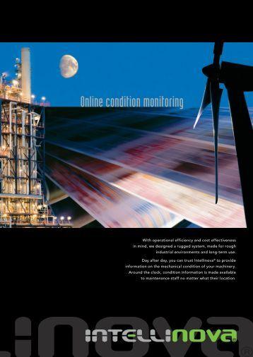 Intellinova (Online Condition Monitoring) - PAT