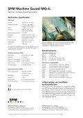 Machine Guard MG-4 - SPM Instrument - Page 4