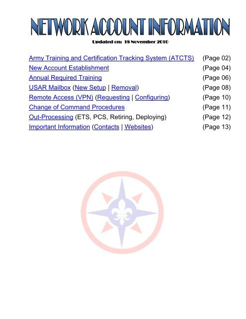 army training and certification tracking system atcts cac