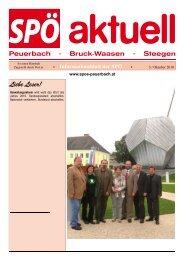 Ausgabe 03 - SPÖ Peuerbach