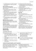 käyttöohje benutzerinformation kullanma kılavuzu Astianpesukone ... - Seite 5