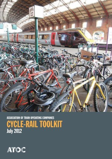 ATOC Toolkit.indd - ATOC National Cycle Rail Awards