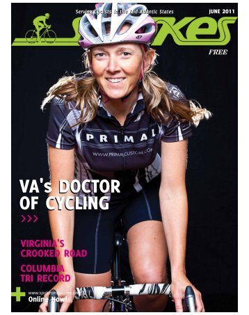June 2011 - Spokes Magazine