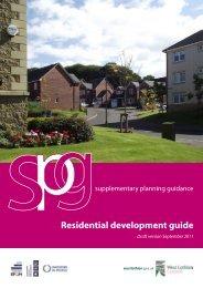 WLC draft residential guide - Spokes