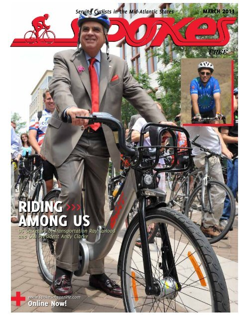 March 2011 - Spokes Magazine