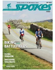 July 2011 - Spokes Magazine