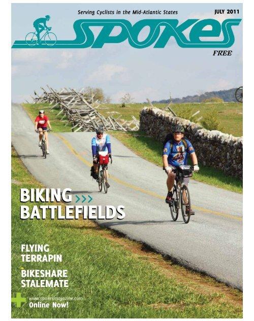 July 2011 - Spokes Magazine