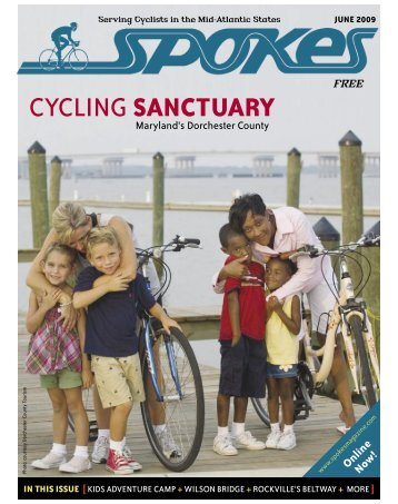 CYCLING SANCTUARY - Spokes Magazine