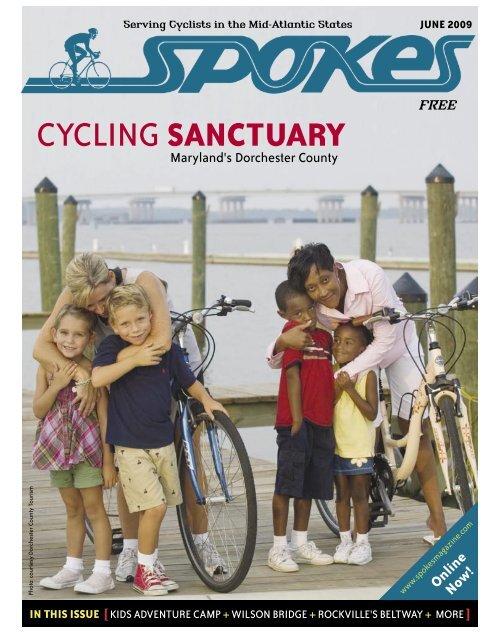 CYCLING SANCTUARY - Spokes Magazine