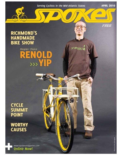 April - Spokes Magazine