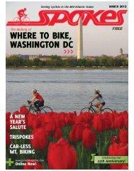 March 2012 - Spokes Magazine
