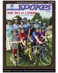 the wilcox family cyclists - Spokes Magazine