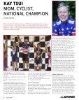 kay tsui mom, cyclist, national champion - Spokes Magazine - Page 6