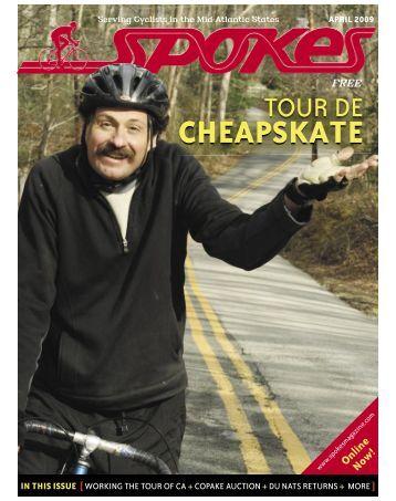 April 2009 - Spokes Magazine