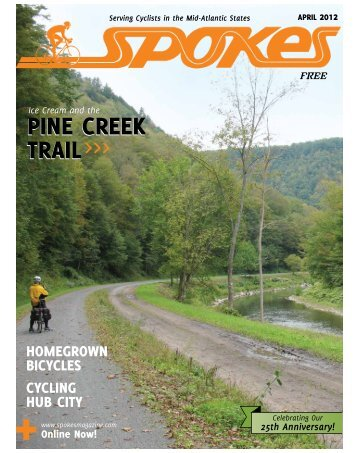 April 2012 ~ 8MB - Spokes Magazine