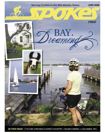 June 2008 - Spokes Magazine